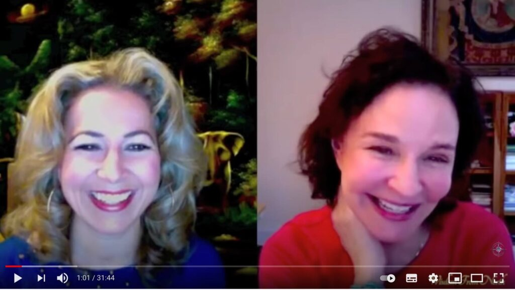 Interview with Sonia Choquette