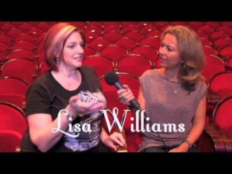 interview with Lisa Williams on contact with spirits