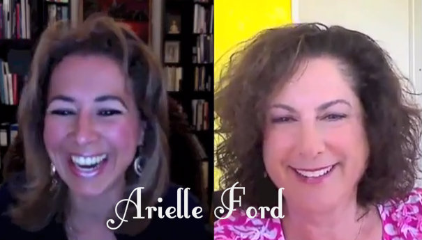 Arielle Ford- How to attract your Soulmate!