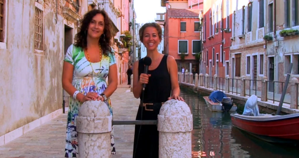 Kristin Flood – The History and Mystery of Venice