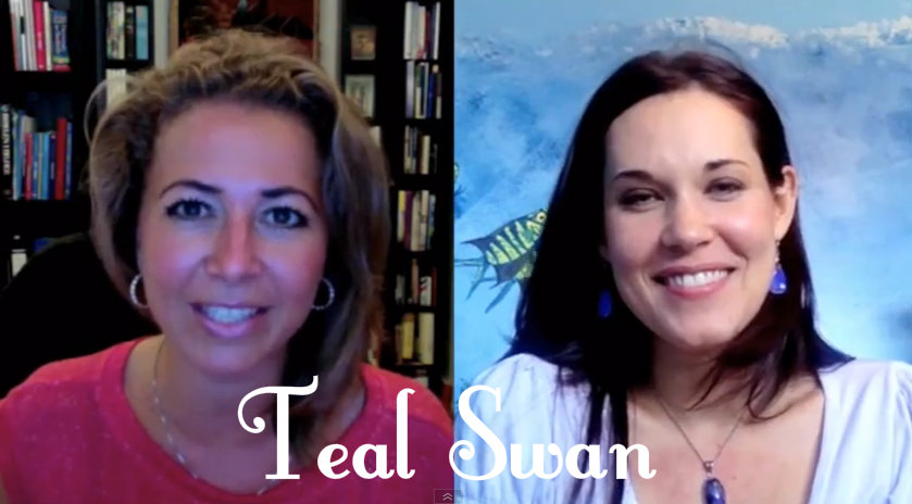 Teal Swan about The Law of Attraction and the Purpose of Life