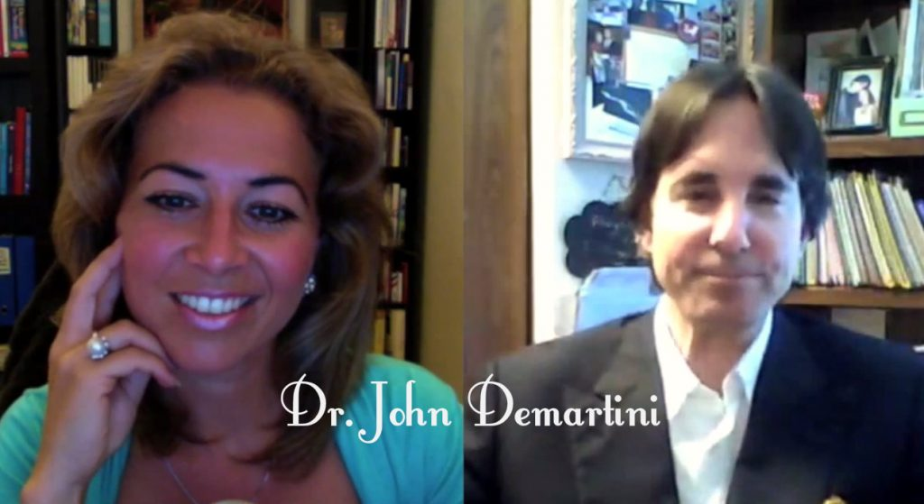 Dr John Demartini on Finding your Mission and How to Love the Whole Self