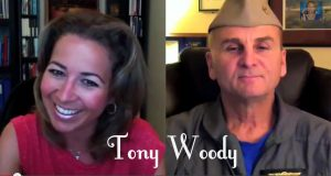 Flight engineer Tony Woody about his meeting with God