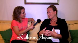 Financial journalist Kathrine Aspaas – from Criticism to Generosity