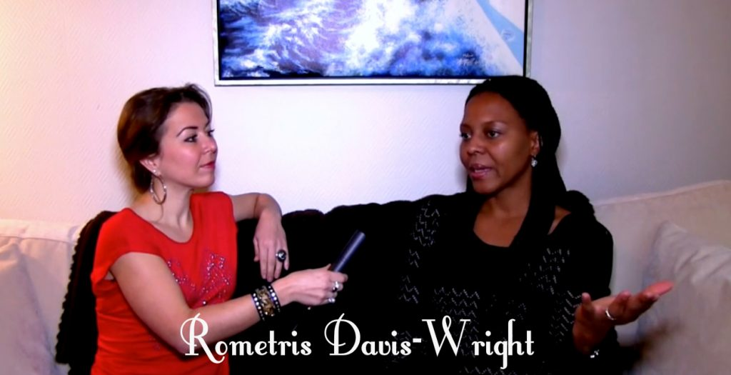 Rometris Davis-Wright on How Angels Are Real And Can Help Us!