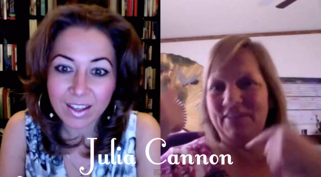 Julia Cannon how we are big and powerful spiritual beings! (norsk teksting)