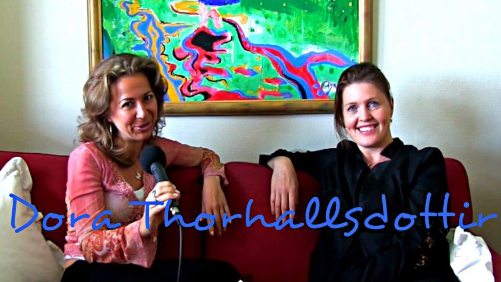 Dora Thorhallsdottir om å ta våre følelser på alvor (English Subtitles: Dora Thorhalldottir about showing who we are)