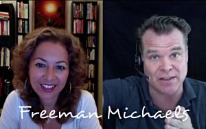 Freeman Michaels- releasing weight versus losing weight