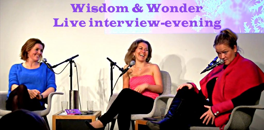 Clip from Wisdom & Wonder-Live Interview Evening in Oslo