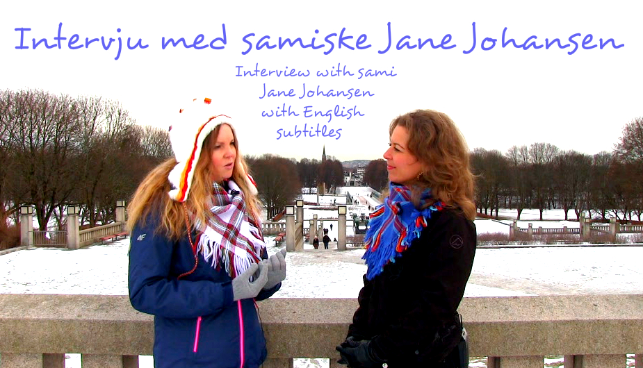 Jane Johansen om samisk spiritualitet. J. Johansen on Sami Spiritual Tradition (English subtitles)