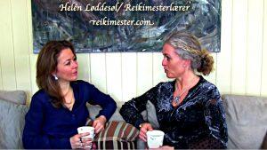 Helén Løddesøl om Reiki, templer, emosjonelt arbeide og kanalisering (English subtitles)