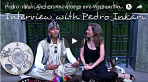 Wisdom From South! Pedro Inkari on Ancient Knowledge and Wisdom from the Inca Forefathers