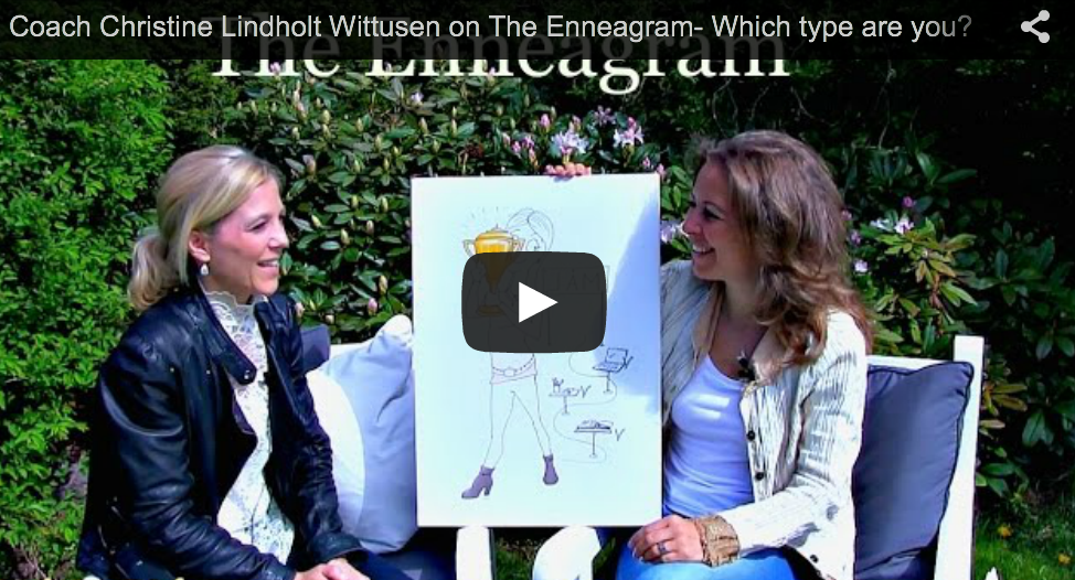 Christine Lindholt Wittusen on The Enneagram- Which type are you?