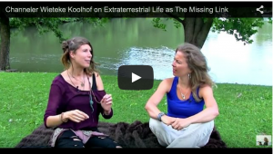 Channeler Wieteke Koolhof on Extraterrestrial Life as The Missing Link