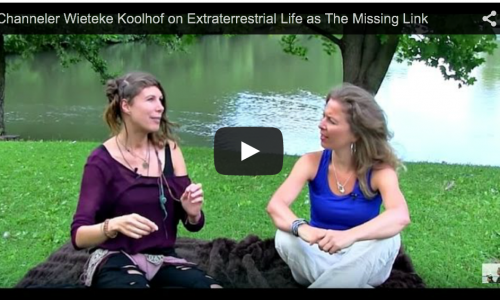 Channeler Wieteke Koolhof on Extraterrestrial Life as The Missing Link