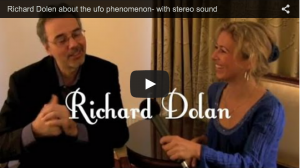 Richard Dolen about the ufo phenomenon