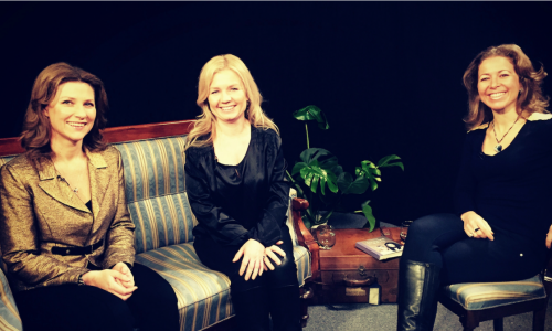 Embracing our spiritual gifts! Interview with Princess Märtha Louise & Elisabeth Nordeng