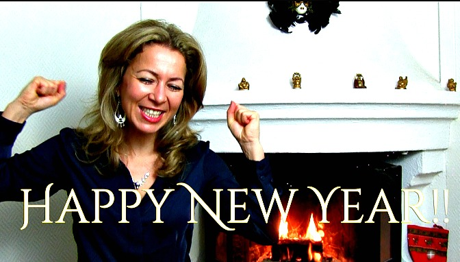 My profound mystical experience of being pure LOVE! + Merry Christmas & Happy New Year guys!!