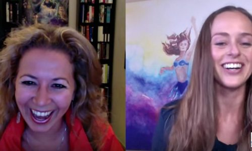 Bridget Nielsen on her Spiritual Practices & her Communication with Inner Earth Beings