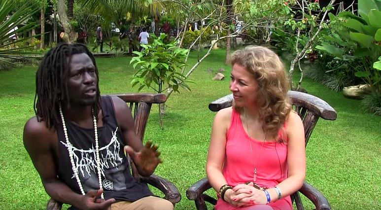 Jeg møtte mine indre demoner- Tidligere barnesoldat Emmanuel Jal om hvordan han fant indre fred