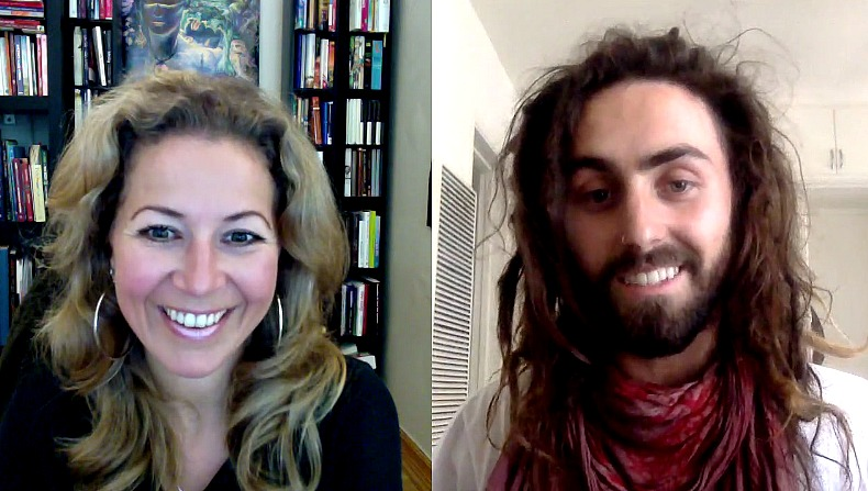 From Prisoner to Spiritual Teacher-Koi Fresco on the Spiritual Path & Astral Traveling