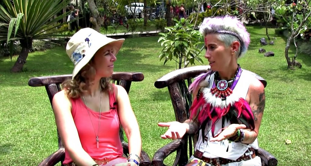 From High on Drugs to High on Disco Yoga – Nickie Hanley, Bali