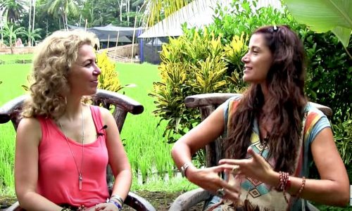 Finding the Leader within through Ecstatic Breathing and Breath of Bliss, Christabel Zamor – Bali