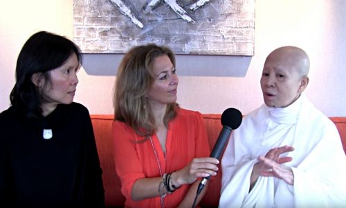 Spiritual Leader of Thailand Mae Chee Sansanee on Strengthening the Mind