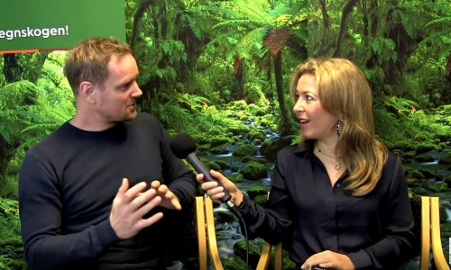 Author Anders Krogh on How Living With The Cat people In The Amazon Rainforest Changed His Life
