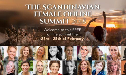 Welcome to the Scandinavian Female Empowerment Summit 2018!
