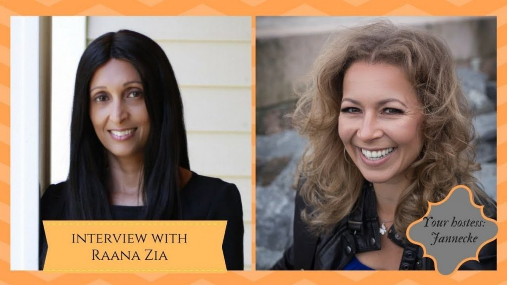 Author Raana Zia on choosing the most efficient path to achieving your desires