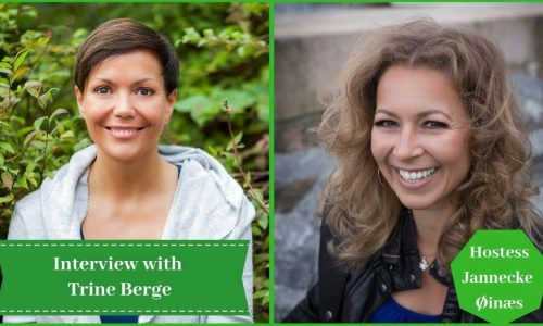 Trine Berge on a Holistic Approach to Spirituality and How She Found That Inner Strenght