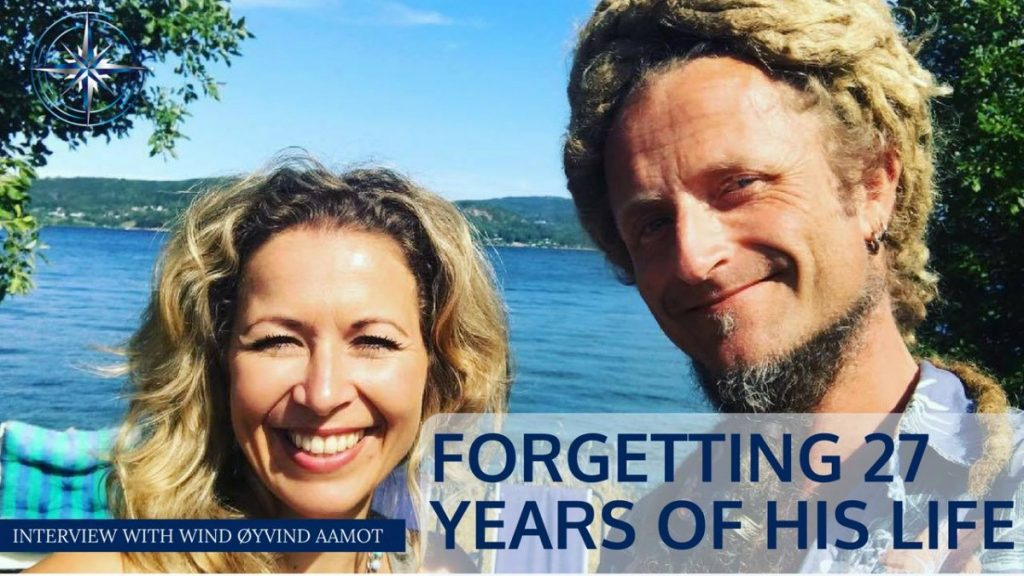 Wind Øyvind Aamot couldn't remember 27 years of his life