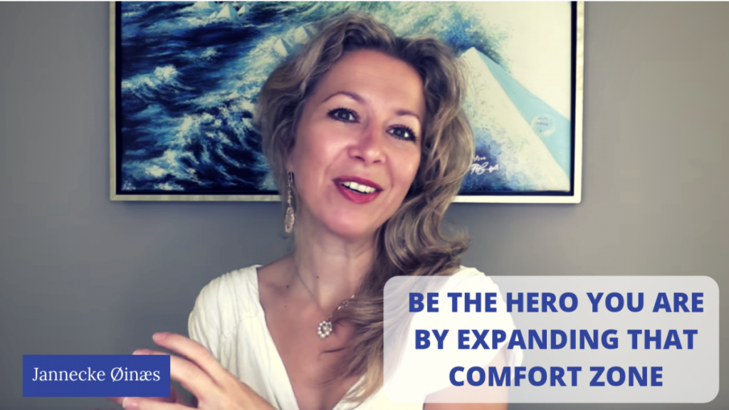 Opening up to Your Inner Greatness by Expanding Your Comfort Zone