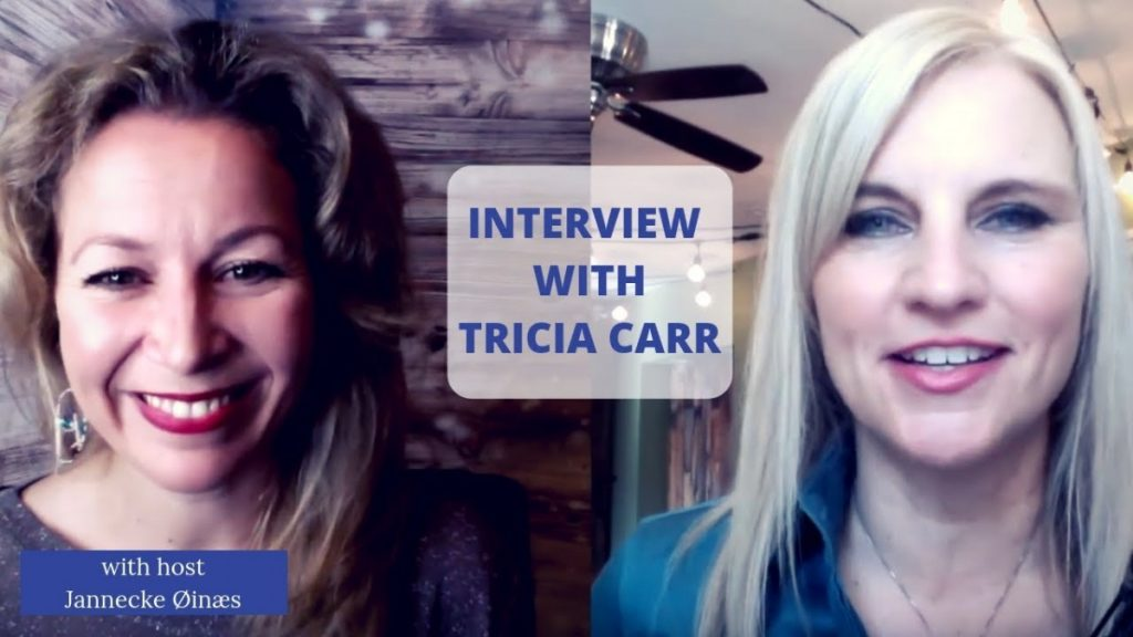 Tricia Carr – Opening up to Magic! ✨