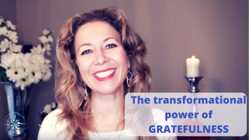 The Power of GRATEFULNESS
