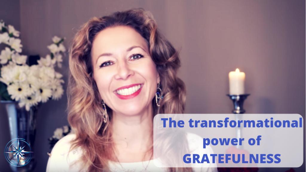 The Power of GRATEFULNESS