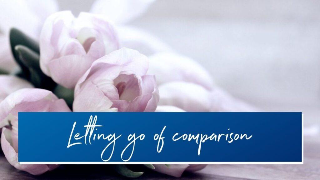 comparison meditation