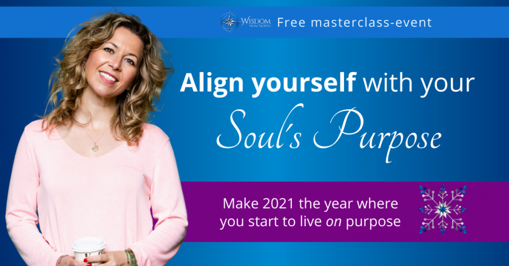 webinar - live your purpose
