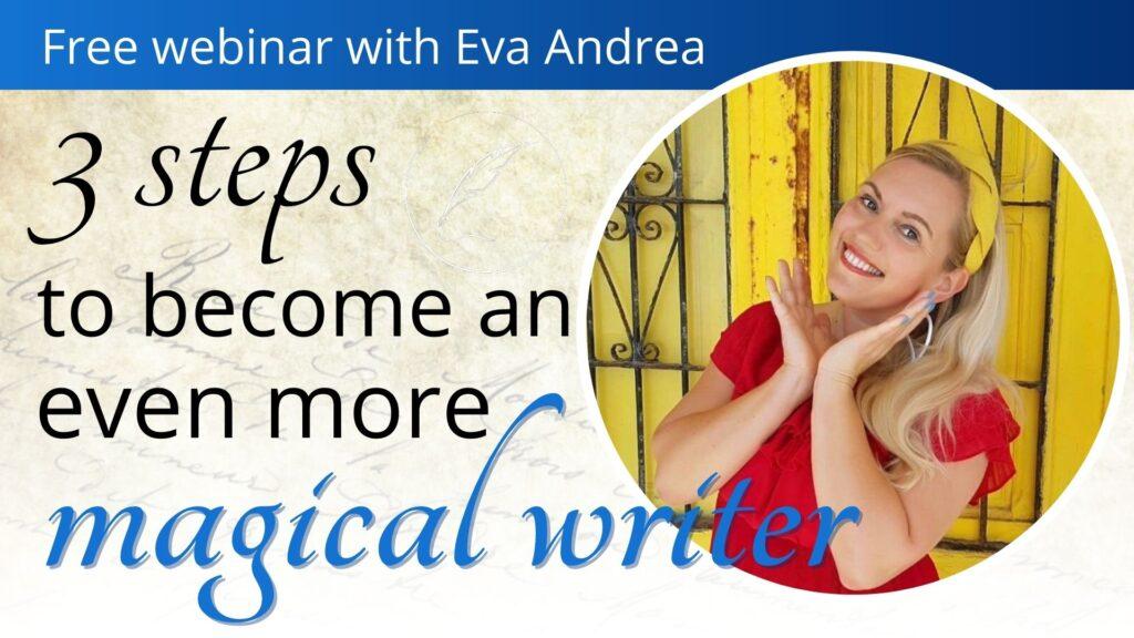 webinar with Eva Andrea