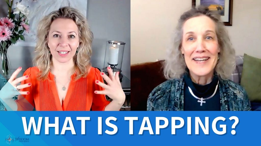 Pam McDonel about tapping (EFT)