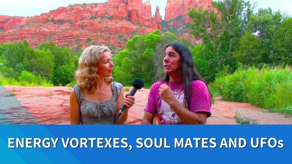 interview with Rahelio Roderiguez in Sedona
