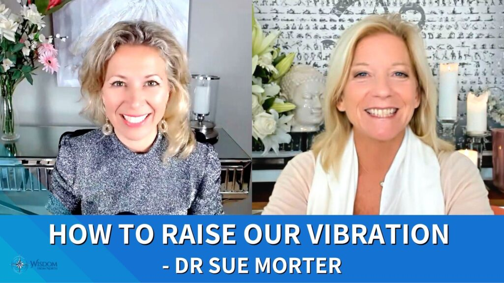 About energy medicine with Dr Sue Morter