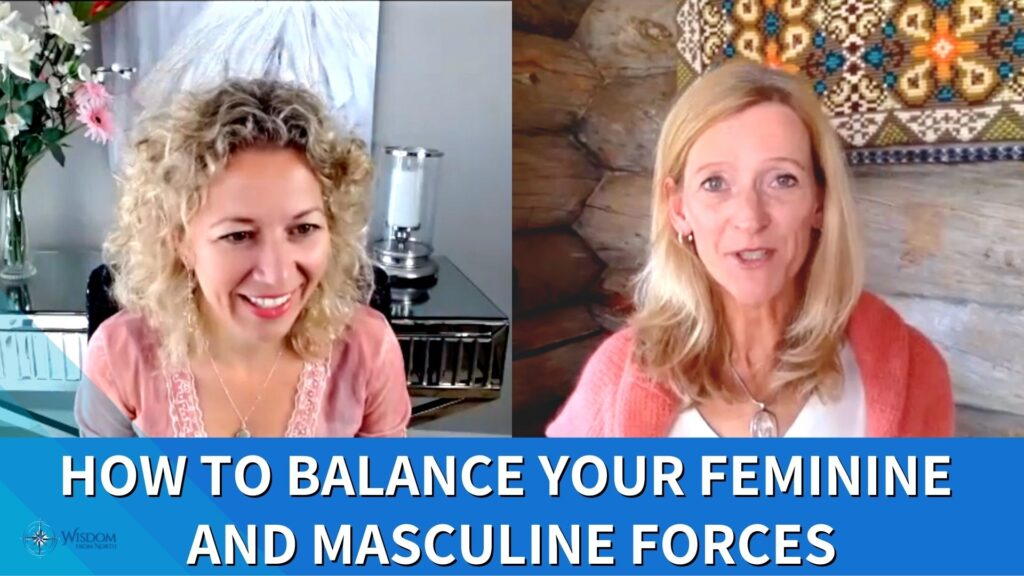 How to balance your feminine and masculine forces